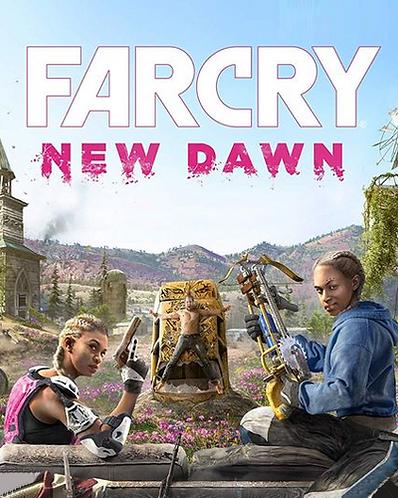 Ключ для Far Cry New Dawn