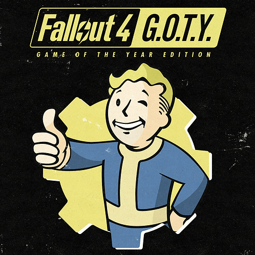 Fallout 4 Game of the Year Edition (PS4 | русские субтитры)