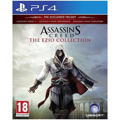 Assassins Creed The Ezio Collection (PS4 | русская версия)