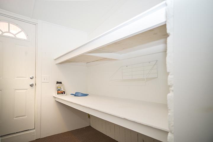 614 B mud room & storage