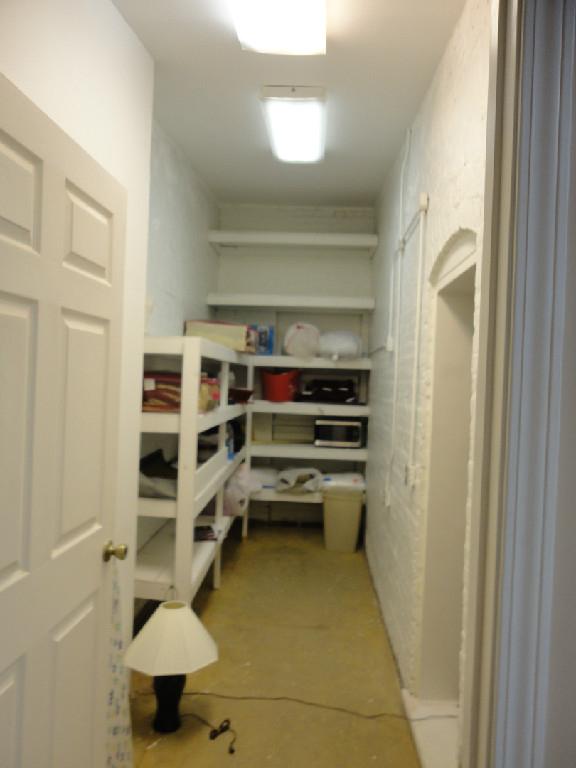 614 D closet