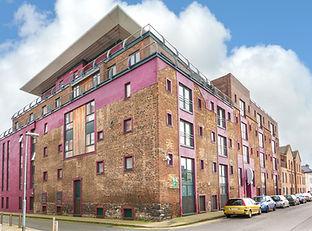 Apartment1TheGranary,_5_exterior - view