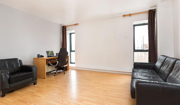 1 The Granary Living Room