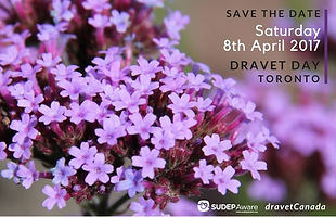 Dravet Day 8th April 2017, Save the Date