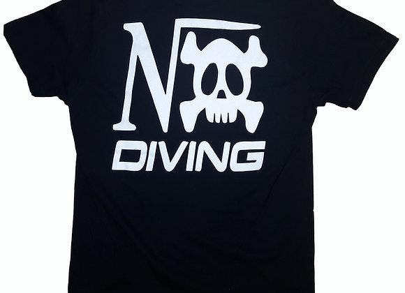 """Tee-shirt """"pirate"""" noir Nox Diving"""