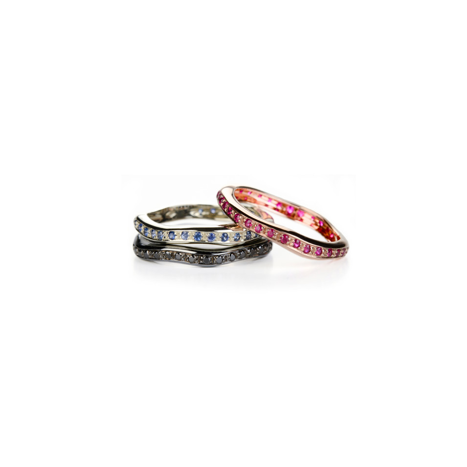 FEDINE MULTICOLOR / MULTICOLOR BAND RING