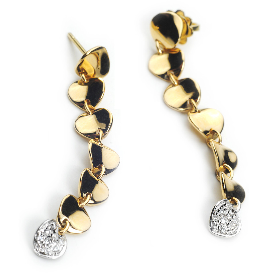 ORECCHINI A CASCATA / CASCADE EARRINGS