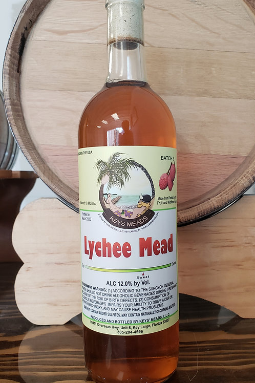 Lychee Mead