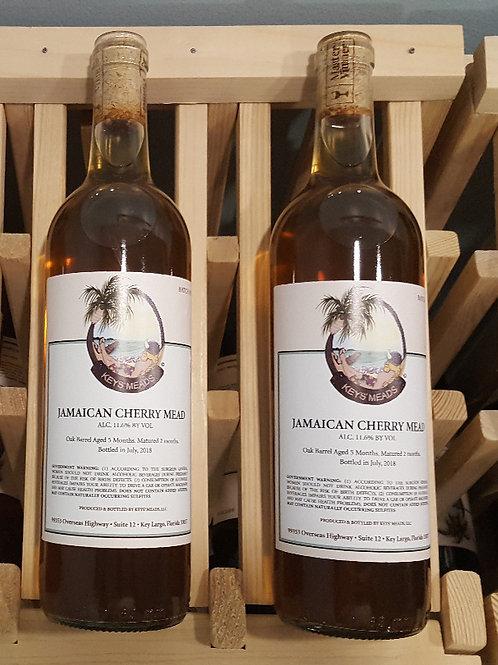 Jamaican Cherry Mead Batch4