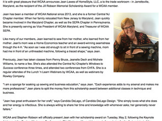 Jill Robson Memorial Scholarship