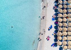 Greek Island Beach Perfection