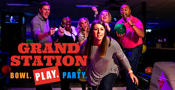 Bowl  Play  Party | College Station | Grand Station Entertainment