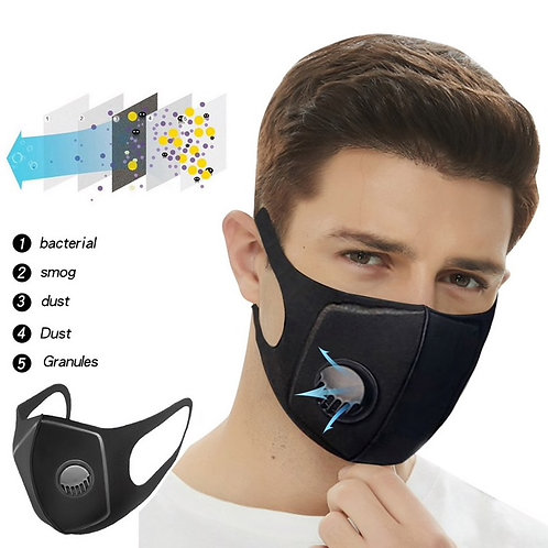 6 pieces reusable mask US fast shipping 7 to 10 days only