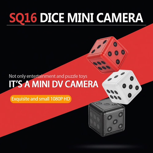 SQ16 SQ 16 Small Secret Micro Video Mini Camera Cam Night Vision HD 1080p