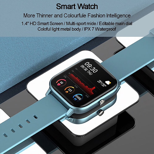 2020 Smart Watch Men Women waterproof