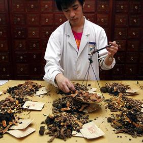 ORGANIC ancestral Chinese medicine