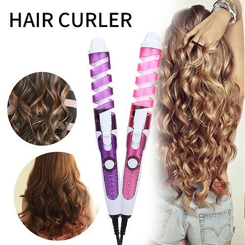 Professional Spiral hair Curler
