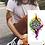 Thumbnail: Waterproof Temporary Tattoo Women or Men ,Size: 114*210mm