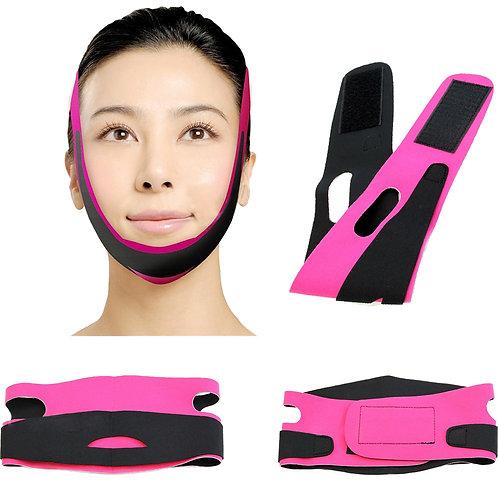 Face Anti Wrinkle V-Line Lift Up Belt Cheek & Chin