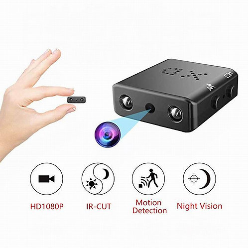 THE SMALLEST wifi Camera Full HD 1080P Camcorder Night Vision