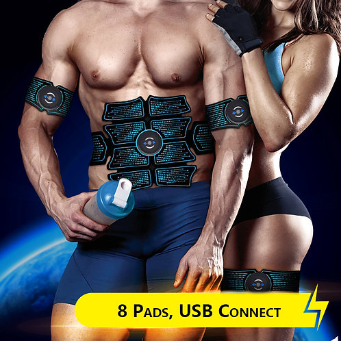 ABS muscles stimulator