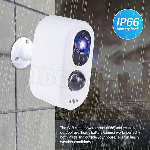 3MP SOLAR Camera WIFI Outdoor Street Wireless Security Camera