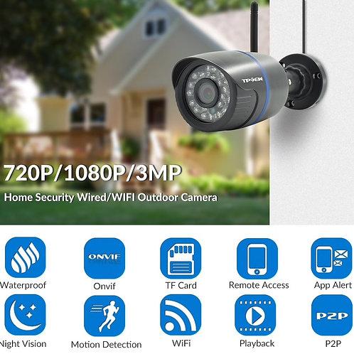 3MP IP Camera WiFi Outdoor Security Camera
