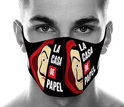 face masks antivirus