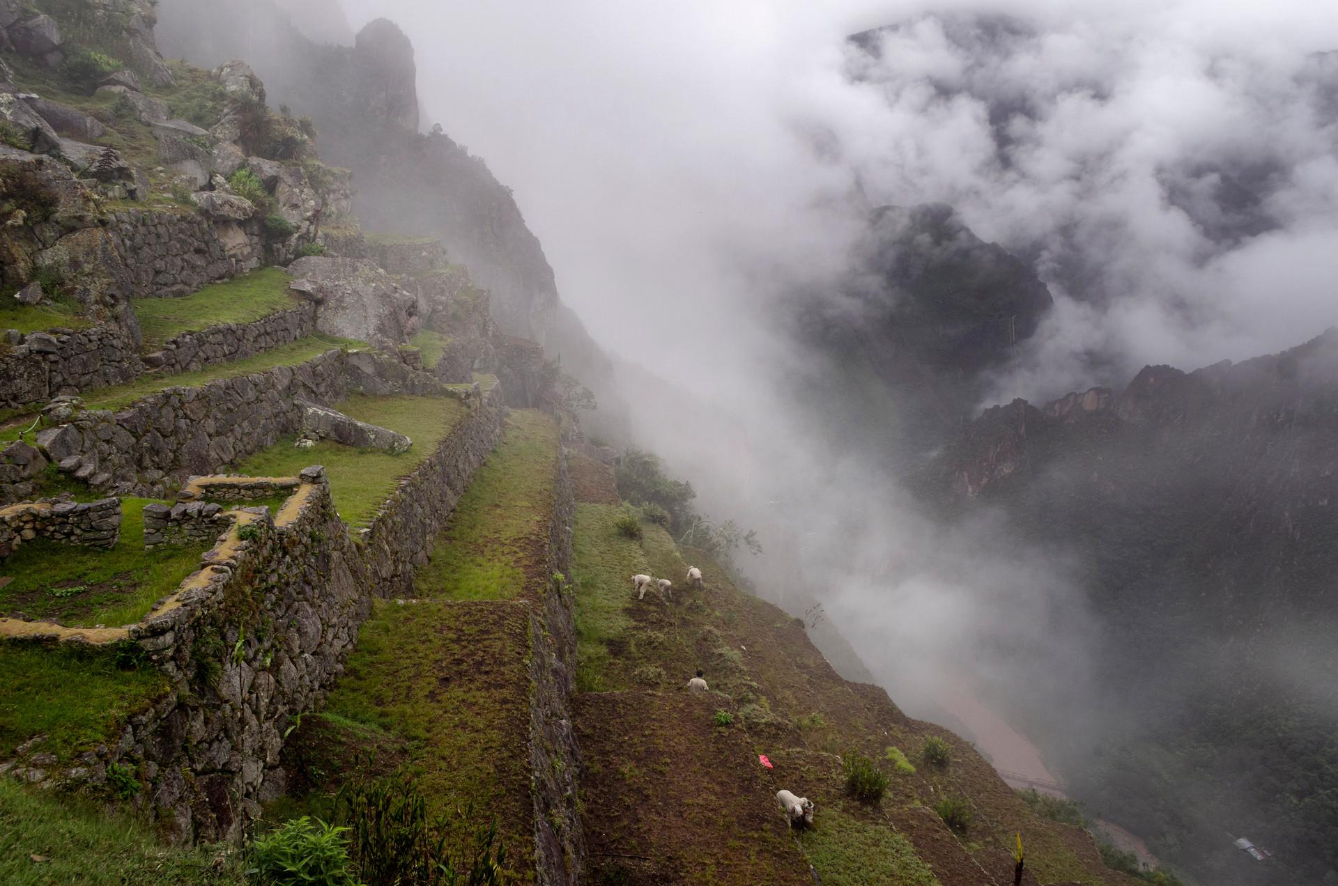 Cultura Inca en el Valle Sagrado de Perú