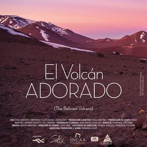 EL VOLCAN ADORADO (CINE)