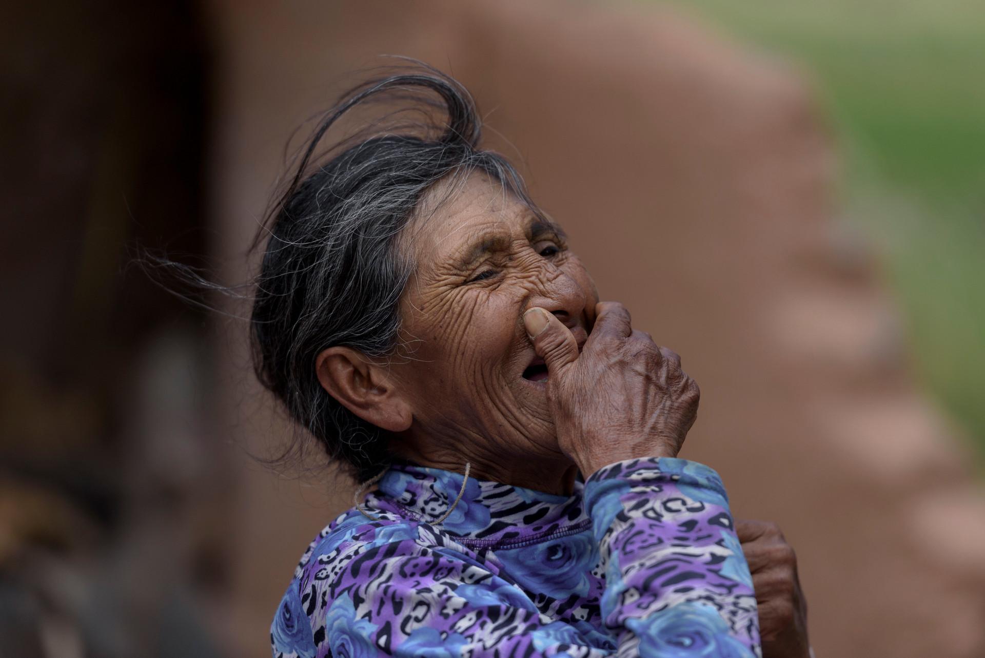 Pastoras. Eulogia Tapia, pastora y cantora de los Valles Calchaquíes, Salta, Argentina