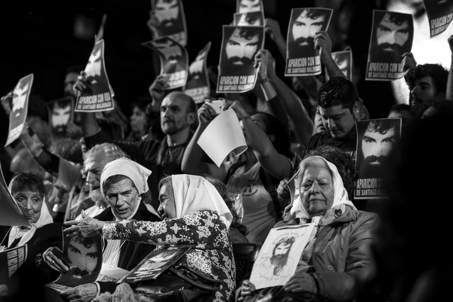 de Congreso a Plaza de Mayo