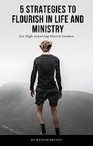 eBook Cover 2 - 5 Strategies to Flourish