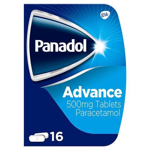Panadol Advance Tablets Paracetamol