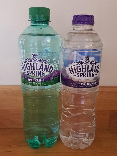 Still/Sparkling water