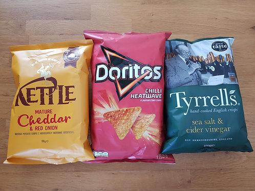 Crisps - Sharing bag
