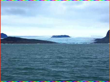 Svalbard #5 Le Kongsfjord et Ny-Ålesund