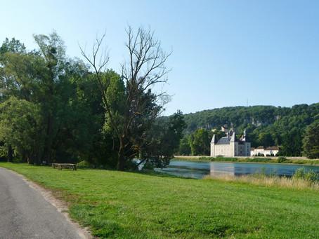 Chemin d'Assise de Lagnieu à Port de Groslée