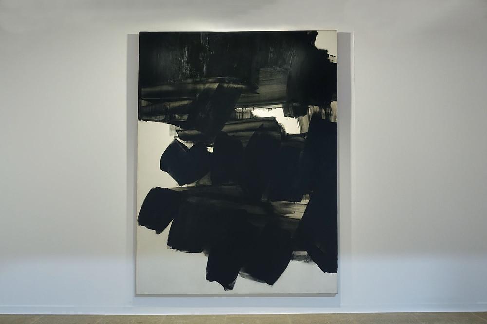 Peinture 260 x 202 cm, 19 juin 1963