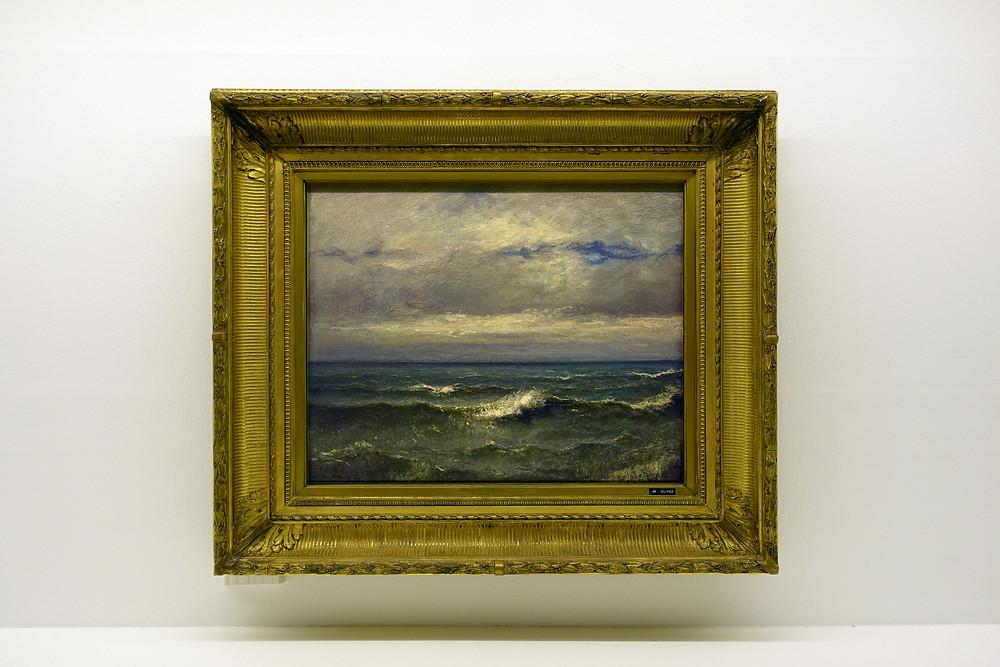 Jules Dupré - La mer