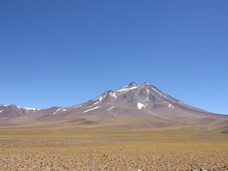 Atacama ~ Le Salar de Agua Calientes et la Laguna Tuyalto
