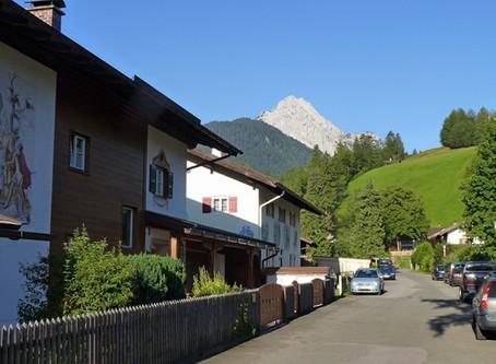 Sur la Deutsche Alpenstraße ~ Balade au Grünkopf