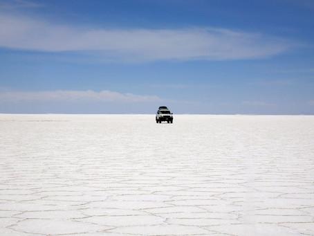 Atacama ~ Le Salar d'Uyuni