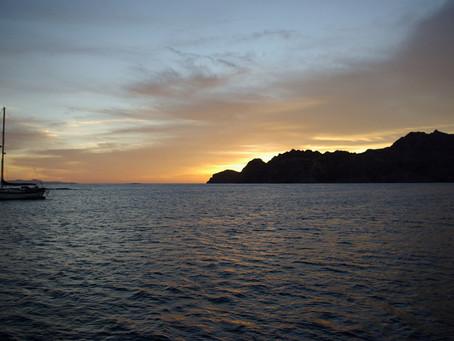 En mer de Cortés ~ De la Bahia Agua Verde à l'Isla Danzante