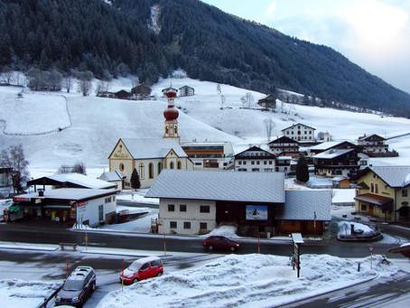 Les Alpes de Stubai ~ Le Schafzoll