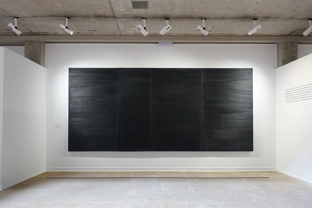 Peinture 202 x 453 cm, 29 juin 1979