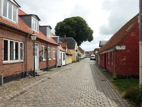 Carnets du Danemark ~ Ribe #1