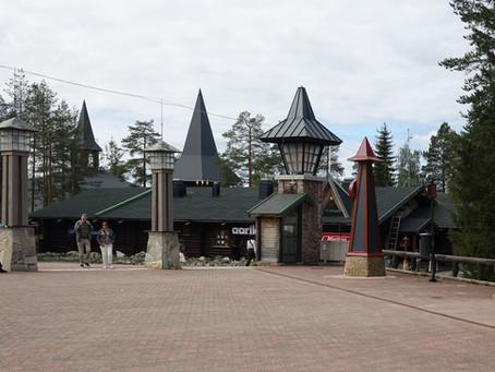 Retour à Sodankylä