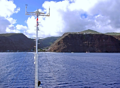 Atlantic Odissey ~ Saint Helena #1