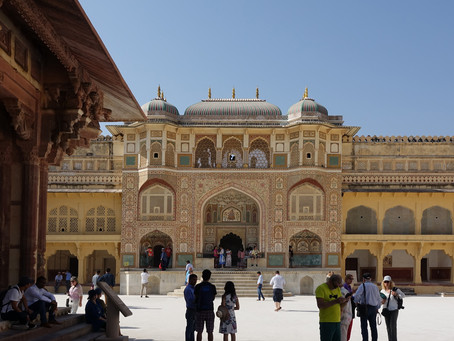 Jaipur ~ La forteresse d'Amber #2